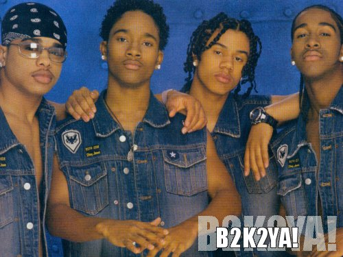 Is There a B2K Reunion Tour in the Works  betcom